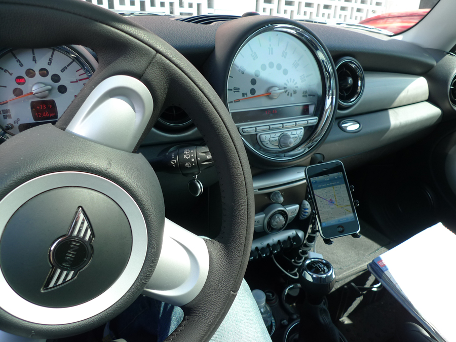 Clubman Cockpit
