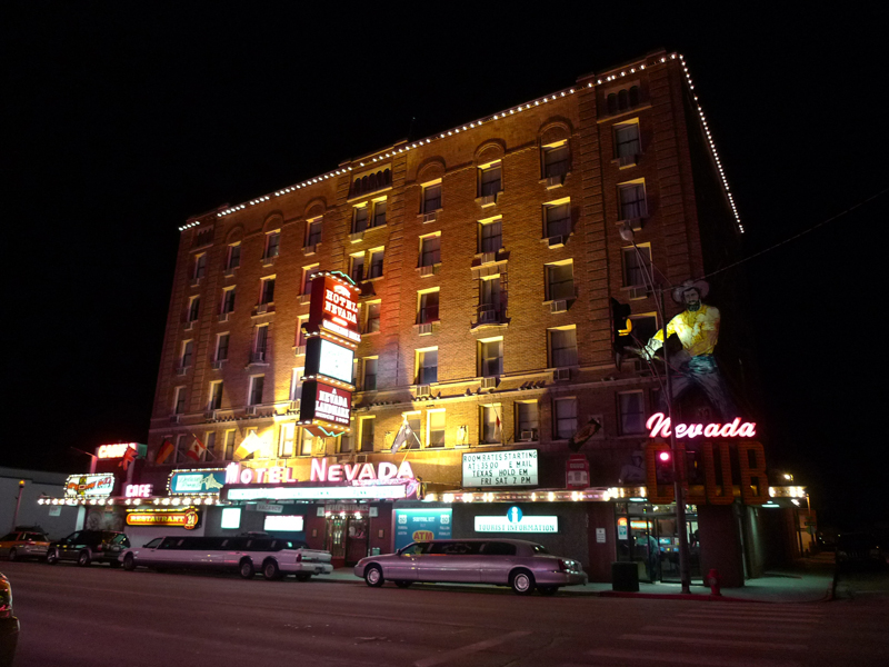 Hotel Nevada in Ely
