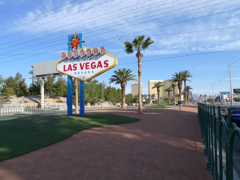 Landscape Urbanism Las Vegas Style