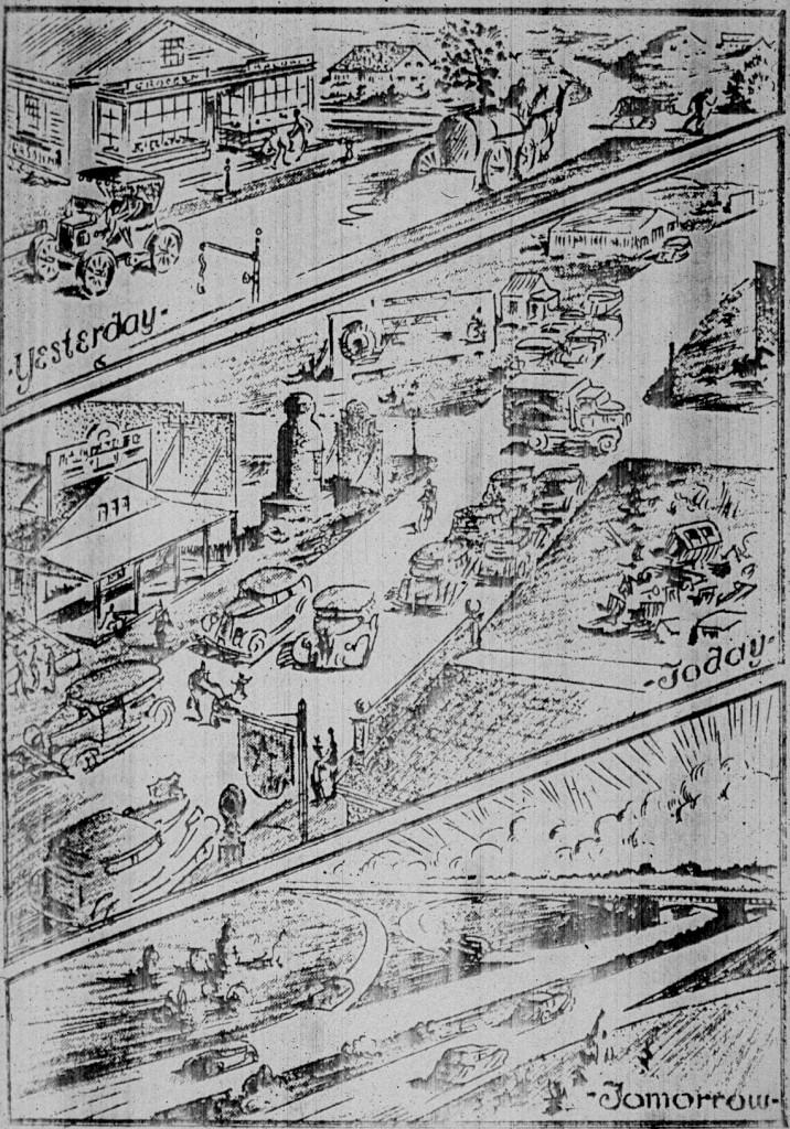 New England Regional Planning Commission c. 1930