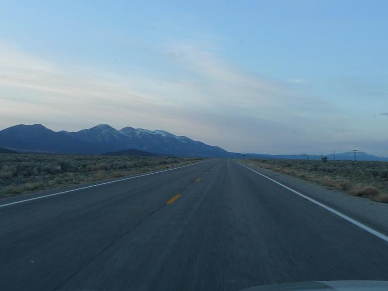 Scenic Highway 93