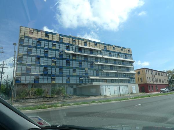 Pan-American Motor Hotel