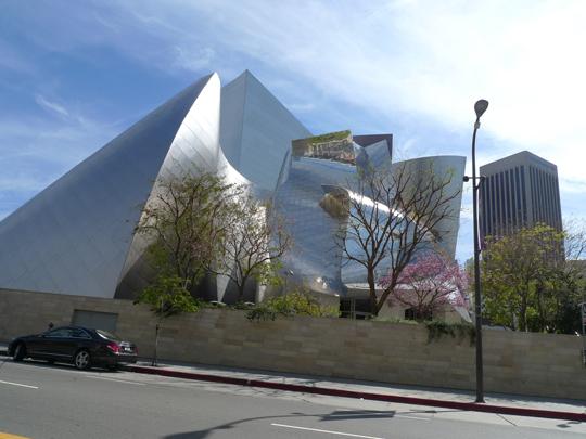 Gehry's Disney Concert Hall