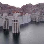 Crossing Hoover Dam