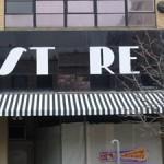 Modernized storefront in Ashville, NC