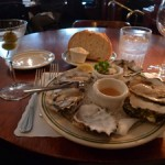 Oysters and martinis in Portland, OR