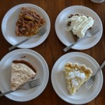 Pie in Pietown, New Mexico