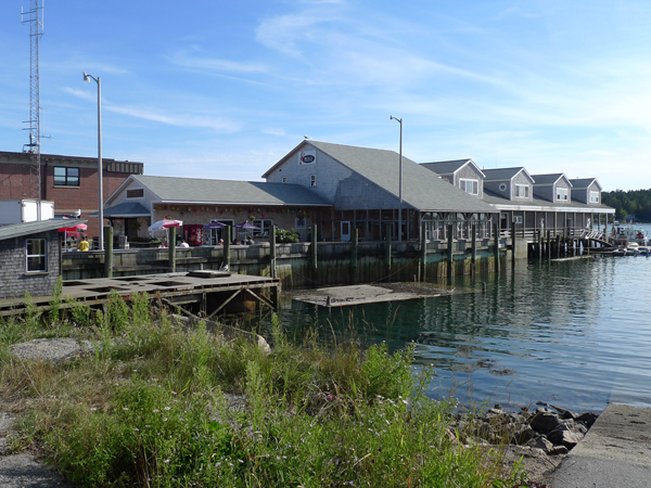 Beal's Lobster Pier in SWH