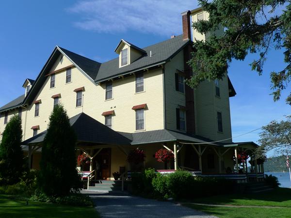 Claremont Inn, c. 1884