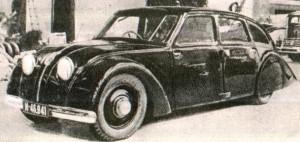 Tatra T77 from 1934