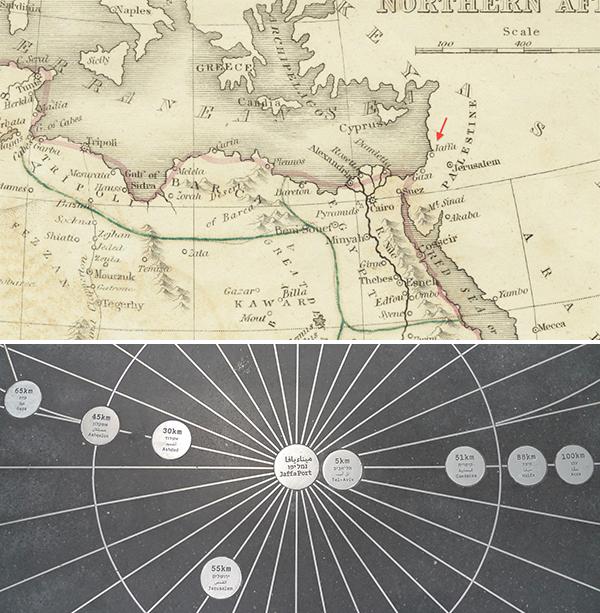 Jaffa Mapped