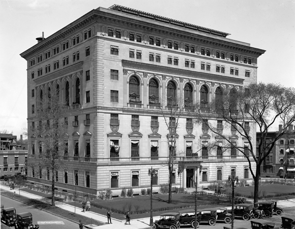 Detroit Athletic Club 1915
