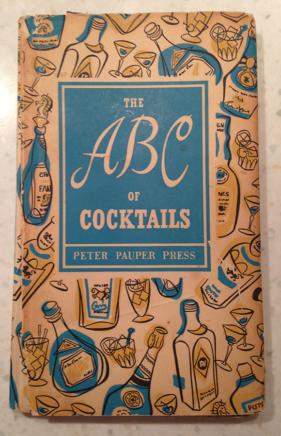 ABC of Cocktails cover