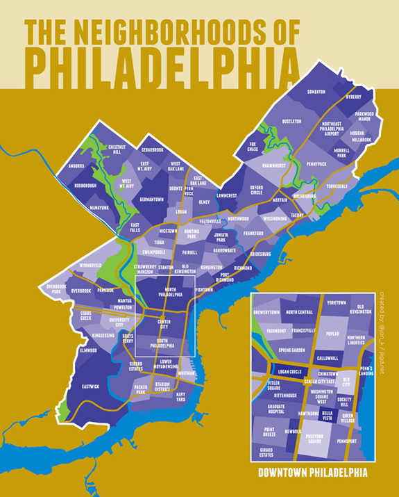philly-neighborhood-map